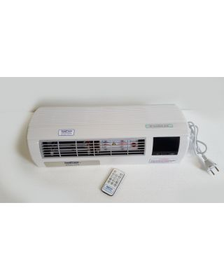 Wall mounted ozone generator with remote control